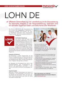 Cover WINLine-Lohnbuchhaltung