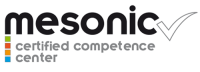 Logo mesonic certified competence center